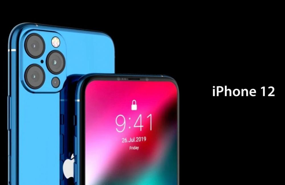 Az új iphone 12 bemutatása! (4 változat)